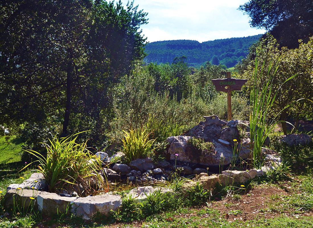 Vistas del Valle de Machucón